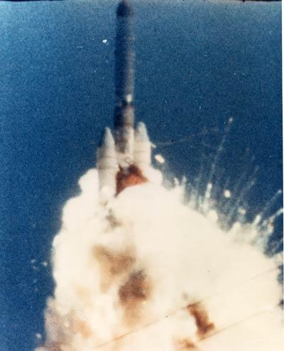 Titan Launch Failure