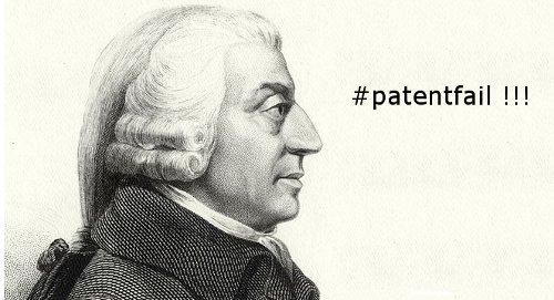 #patentfail